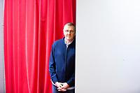 Grégoire Delacourt è uno tra i più grandi pubblicitari francesi, autore di famosissime campagne per aziende di primo piano. Ma è anche uno scrittore, autore di bestseller dal successo clamoroso. Milan 17 novembre 2018. © Leonardo Cendamo