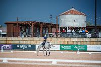SWE-Sara Algotsson Ostholt rides Wega. 2018 FEI World Equestrian Games Tryon. Monday 10 September. Copyright Photo: Libby Law Photography