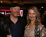 Shannon and Michelle Dobbs during the Sheep Dip 53 Show at the Eldorado Hotel & Casino on Friday night, Jan. 13, 2017.