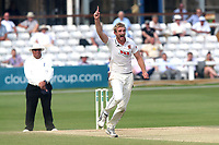 Paul Walter of Essex with an appeal for a wicket during Essex CCC vs Warwickshire CCC, Specsavers County Championship Division 1 Cricket at The Cloudfm County Ground on 21st June 2017
