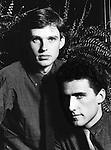 OMD 1981 Orchestral Manoeuvres  Paul Humphreys and Andy McCluskey