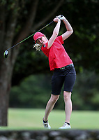 Catherine Bell of Canterbury. Day Four semi finals of the Toro Interprovincial Women's Championship, Sherwood Golf Club, Whangarei,  New Zealand. Friday 8 December 2017. Photo: Simon Watts/www.bwmedia.co.nz