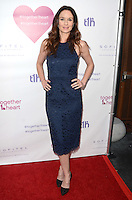 LOS ANGELES, CA - JUNE 25: Sarah Wayne Callies at the together1heart launch party hosted by AnnaLynne McCord at Sofitel Hotel on June 25, 2016 in Los Angeles, California. Credit: David Edwards/MediaPunch
