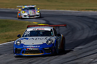 IMSA Porsche GT3 Cup Challenge USA<br /> Road Atlanta<br /> Road Atlanta, Braselton GA<br /> Friday 6 October 2017<br /> 56, David Baker, GT3P, USA, M, 2017 Porsche 991<br /> World Copyright: Jake Galstad<br /> LAT Images