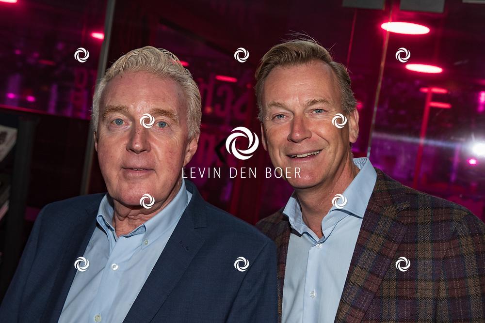 André Van Duin Met Partner Martin Elfrink Ldb Production