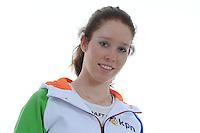 SCHAATSEN: HEERENVEEN: Sportstad Heerenveen, 21-01-2013, Fotoshoot schaatsster Antoinette de Jong, ©foto Martin de Jong