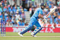 Virat Kolli (India) deftly guides to third man during India vs Australia, ICC World Cup Cricket at The Oval on 9th June 2019