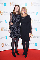 Amanda Berry &amp; Jane Lush at the photocall for EE British Academy Film Awards Nominations Announcement, London, UK. <br /> 09 January  2018<br /> Picture: Steve Vas/Featureflash/SilverHub 0208 004 5359 sales@silverhubmedia.com