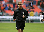 18 November 2007: Assistant Referee Rob Fereday. The Houston Dynamo defeated the New England Revolution 2-1 at RFK Stadium in Washington, DC in MLS Cup 2007, Major League Soccer's championship game.