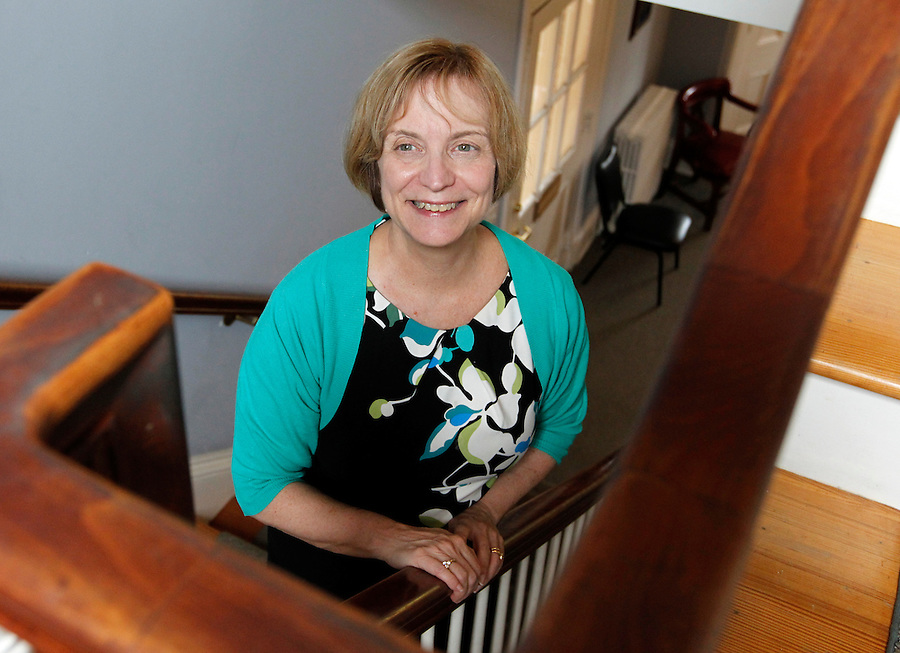 Core Knowledge Foundation president Linda Bevilacqua has held the position for 7 years but has worked for the foundation 18 years in total.  Photo/Andrew Shurtleff