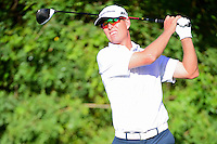 John Senden (AUS) watches his tee shot on 3 during round 1 of the Honda Classic, PGA National, Palm Beach Gardens, West Palm Beach, Florida, USA. 2/23/2017.<br /> Picture: Golffile | Ken Murray<br /> <br /> <br /> All photo usage must carry mandatory copyright credit (&copy; Golffile | Ken Murray)