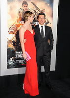 "NEW YORK CITY, NY, USA - MAY 28: Emily Blunt, Tom Cruise at the New York Premiere Of ""Edge Of Tomorrow"" held at AMC Loews Lincoln Square on May 28, 2014 in New York City, New York, United States. (Photo by Celebrity Monitor)"