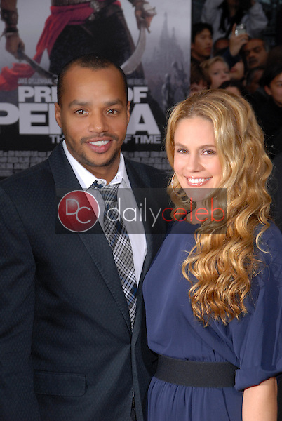 """Donald Faison<br /> at the """"Prince of Persia: The Sands of Time"""" Los Angeles Premiere, Chinese Theater, Hollywood, CA. 05-17-10<br /> David Edwards/Dailyceleb.com 818-249-4998"""