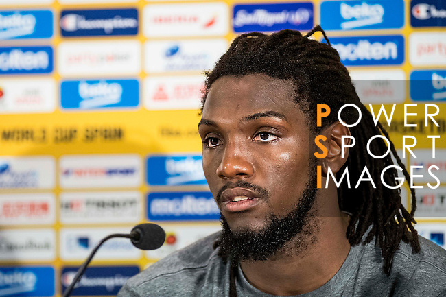 Kenneth Faried of United States of America during FIBA Basketball World Cup 2014 group C between United States of America vs Turkey  on August 31, 2014 at the Bilbao Arena stadium in Bilbao, Spain. Photo by Nacho Cubero / Power Sport Images