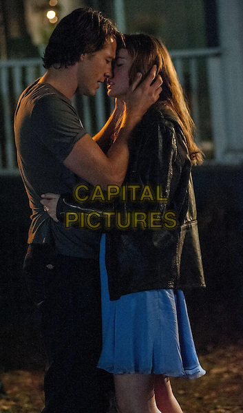 Luke Bracey, Liana Liberato<br /> in The Best of Me (2014)<br /> *Filmstill - Editorial Use Only*<br /> CAP/NFS<br /> Image supplied by Capital Pictures