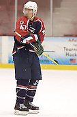Steve Zalewski (Clarkson University - San Jose Sharks)  The US Blue team lost to Sweden 3-2 in a shootout as part of the 2005 Summer Hockey Challenge at the National Junior (U-20) Evaluation Camp in the 1980 rink at Lake Placid, NY on Saturday, August 13, 2005.