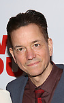 Frank Whaley attends the opening night party for the New Group Production of Wallace Shawn's  'Evening at the Talk House' at Green Fig Urban Eatery on 2/16/2017 in New York City.