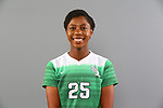 DENTON, TX - AUGUST 06: Mean Green Soccer head shots at Apogee Stadium in Denton on August 6, 2018 in Denton, Texas. (Photo by Rick Yeatts)