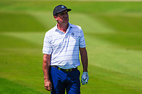 Scott Hend (AUS) on the 9th during Round 3 of the Oman Open 2020 at the Al Mouj Golf Club, Muscat, Oman . 29/02/2020<br /> Picture: Golffile   Thos Caffrey<br /> <br /> <br /> All photo usage must carry mandatory copyright credit (© Golffile   Thos Caffrey)