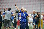 09.06.2019 England v Scotland Women: Shelley Kerr at full time