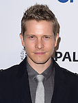 Matt Czuchry<br />  attends 32ND ANNUAL PALEYFEST LA - The Good Wife screening held at The Dolby Theater  in Hollywood, California on March 07,2015                                                                               &copy; 2015 Hollywood Press Agency