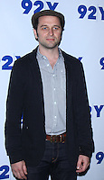NEW YORK, NY-October 30:  Matthew Rhys at 92Y presents FX's series The Americans at 92nd Street Y in New York.October 30, 2016. Credit:RW/MediaPunch