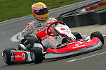 Lewis HamiltonMcLaren-Mercedes Vodafone Karting Challenge