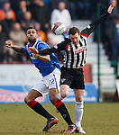 Kyle Bartley and Andy Kirk