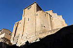Estella-Lizarra.Navarra.Espana.Estella-Lizarra.Navarra.Spain..Iglesia de San Miguel.San Miguel church.(ALTERPHOTOS/Alfaqui/Acero)