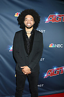 """LOS ANGELES - AUG 27:  MacKenzie at the """"America's Got Talent"""" Season 14 Live Show Red Carpet at the Dolby Theater on August 27, 2019 in Los Angeles, CA"""