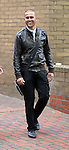 Tamara Ecclestone - blackmail accused arrives at Southwark Crown Court..Pic shows: Jakir Uddin.Tamara Ecclestone was blackmailed for £200,000 by two men who threatened to go public with her love secrets, it has been alleged..Derek Rose, 32 and Jakir Uddin, 19, demanded cash from the 27 year-old daughter of Formula One supremo Bernie Ecclestone, not to reveal details of a relationship, it is claimed........Pic by Gavin Rodgers/Pixel 8000 Ltd