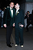 April. 06, 2019 Marc Jacobs and Char Defrancesco attend Wedding Reception of Marc Jacobs and Char Defrancesco at the Grill & Pool in New York April 06, 2019 <br /> CAP/MPI/RW<br /> ©RW/MPI/Capital Pictures