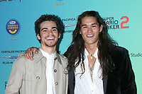 LOS ANGELES - JUN 16:  Cameron Boyce, BooBoo Stewart at the ARDYs: A Radio Disney Music Celebration at the CBS Studio Center on June 16, 2019 in Studio City, CA