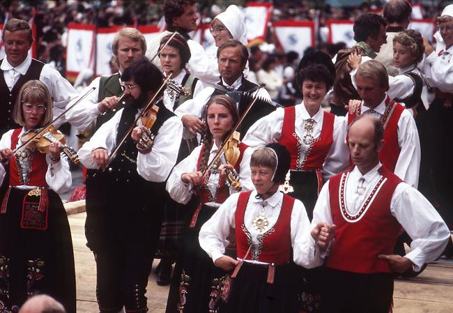 Folk Festival, Austria
