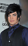 BEVERLY HILLS, CA. - October 13: Adam Lambert  attends the 2009 American Music Awards Nomination Announcements at the Beverly Hills Hotel on October 13, 2009 in Beverly Hills, California.