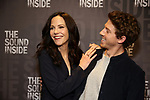 """Mary-Louise Parker and Will Hochman during the Press Preview Photo Call for """"The Sound Inside"""" at Studio 54 on September 20, 2019 in New York City."""