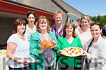 The parents association serving the treats  at the Castledrum NS 150th anniversary celebrations on Thursday l-r: Catherine Griffin, Juliet Griffin, Margaret O'Reilly, Seaine O'Dowd, Kathleen O'Brien, Mary Murphy, Karen Redmond