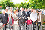 John O'Donoghue makes his speech at the official opening of the new refurbishment in Fossa NS on Friday    Copyright Kerry's Eye 2008