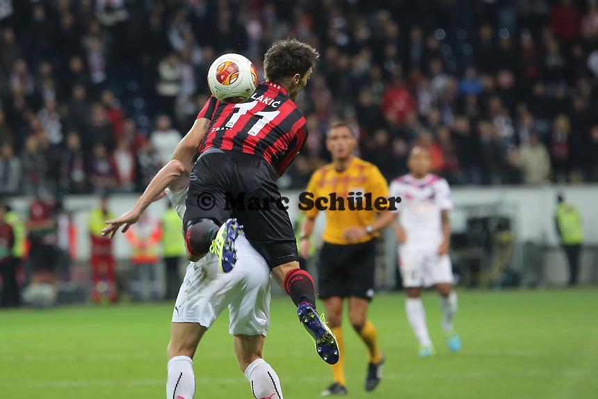 Srdjan Lakic (Eintracht) - 1. Spieltag der UEFA Europa League Eintracht Frankfurt vs. Girondins Bordeaux