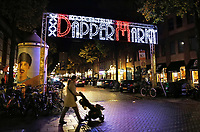 Nederland Amsterdam 2017 . De Dappermarkt.  Foto Berlinda van Dam / Hollandse Hoogte