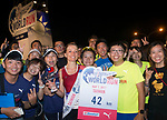 Runners participate at the Wings for Life World Run Taiwan across Tainan Jiangjun Fishing Port on 07 May 2017 in Taiwan. Photo by Marcio Rodrigo Machado / Power Sport Images
