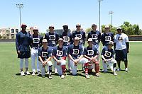 16U Quakes Baseball Academy vs 3D Gold