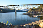 Lake Sonoma, Bridge, Dry Creek Valley, Geyserville