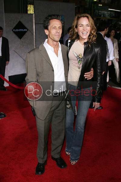 Brian Grazer and Gigi Levangie<br />