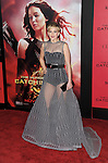 The Hunger Games Catching Fire Premiere
