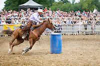 Courses avec chevaux