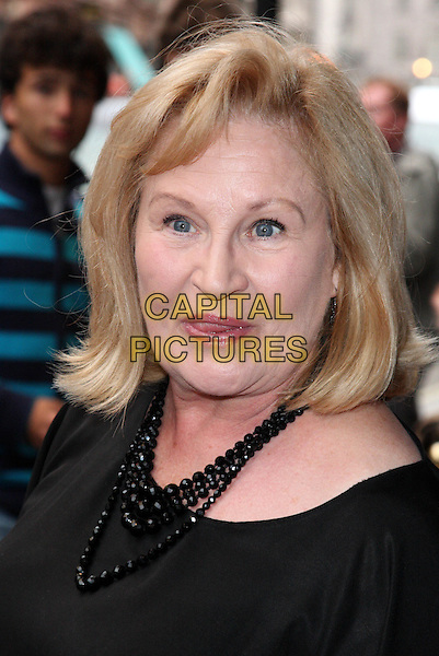Michelle Dotrice .Opening night of 'Meow Meow In Concert' at the Apollo Theatre, Shaftesbury Avenue, London, England, UK, June 23rd 2011..portrait headshot black necklace .CAP/ROS.©Steve Ross/Capital Pictures