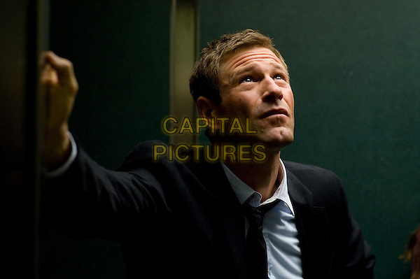 Erased (2012) <br /> Aaron Eckhart<br /> *Filmstill - Editorial Use Only*<br /> CAP/KFS<br /> Image supplied by Capital Pictures