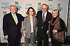 John G Heimann, wife Maria Cristina Anzola, Honoree Stephen Solender  and wife Elsa Solender attend The New Jewish Home Gala Honoring 8 Over 80 on March 12, 2018 at the Ziegfeld Ballroom in New York, New York, USA.<br /> <br /> photo by Robin Platzer/Twin Images<br />  <br /> phone number 212-935-0770