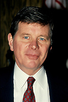 Undated File Photo circa 1992 - Montreal, Quebec, CANADA - <br /> Newfoundland (Canadian Province) Premier, The Honorable Clyde Wells.